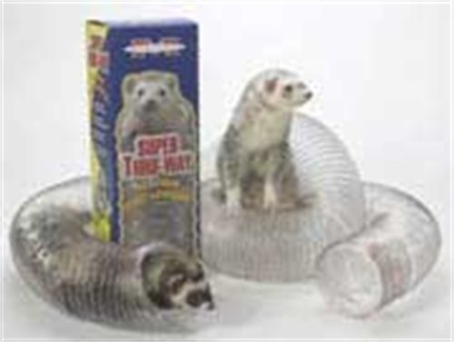 how to clean a ferret cage