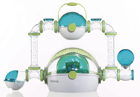 Habitrail_Ovo_dwarf_hamster_cages