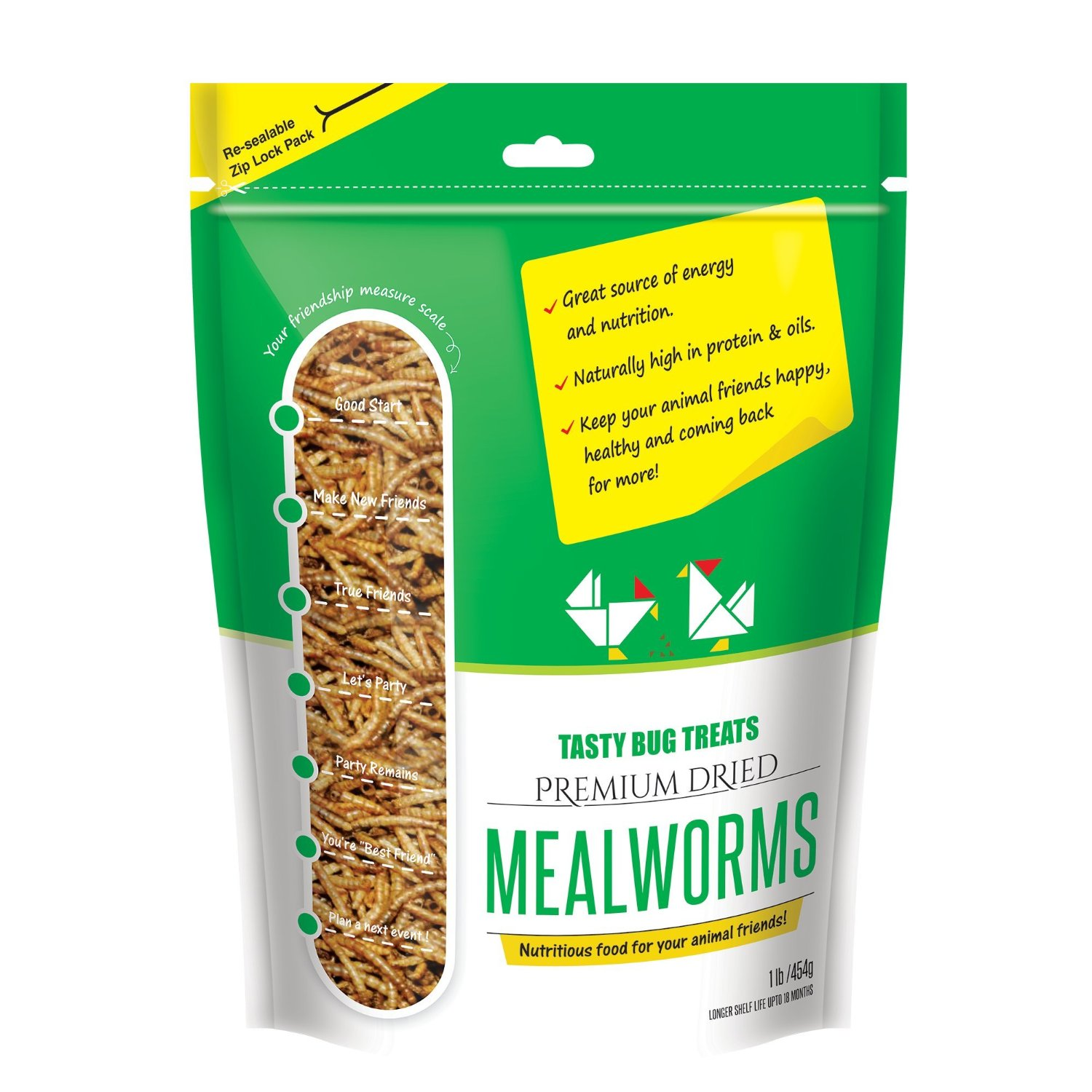 Do Cats Eat Dried Mealworms