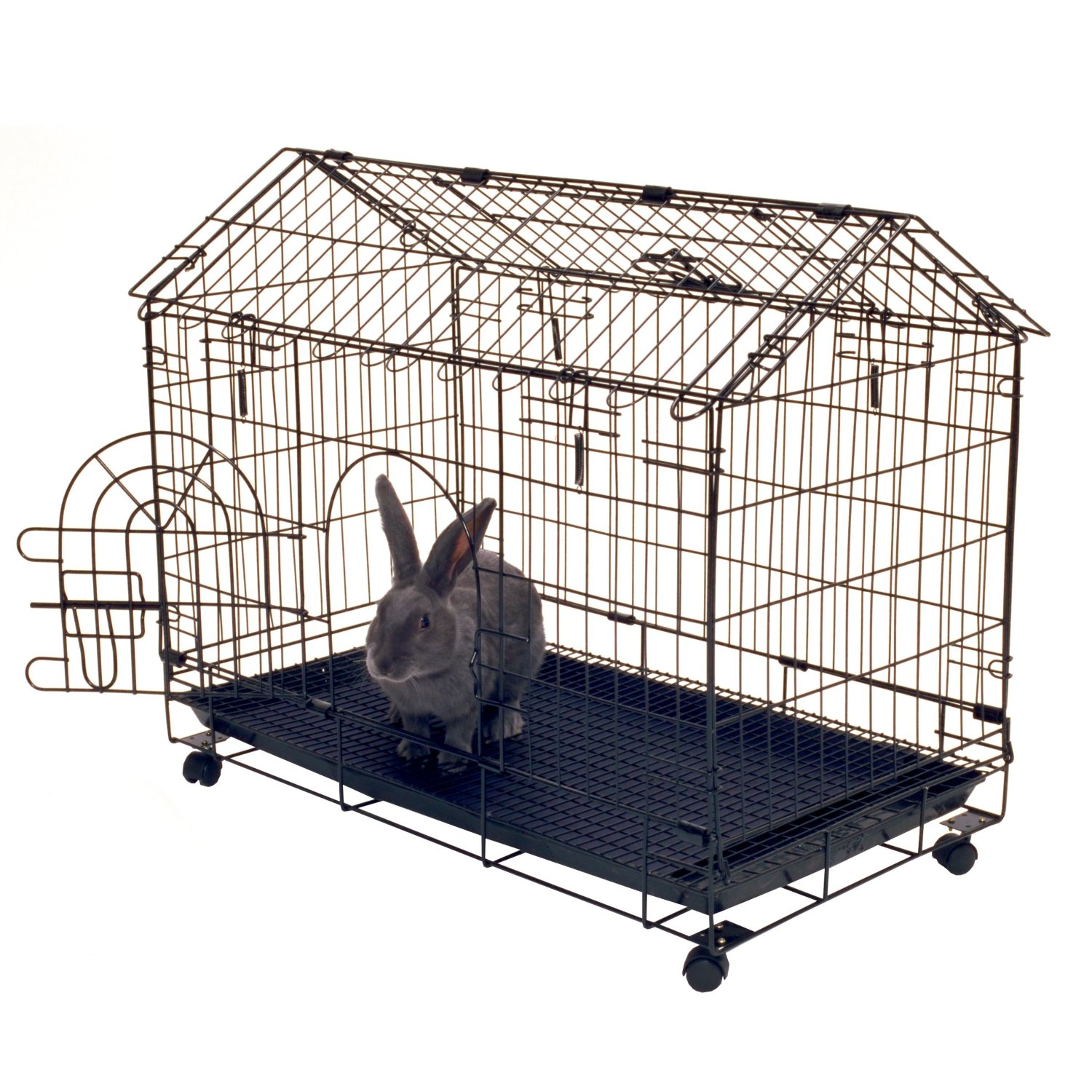 Rabbit Cage With Pull Out Tray All Pet Cages