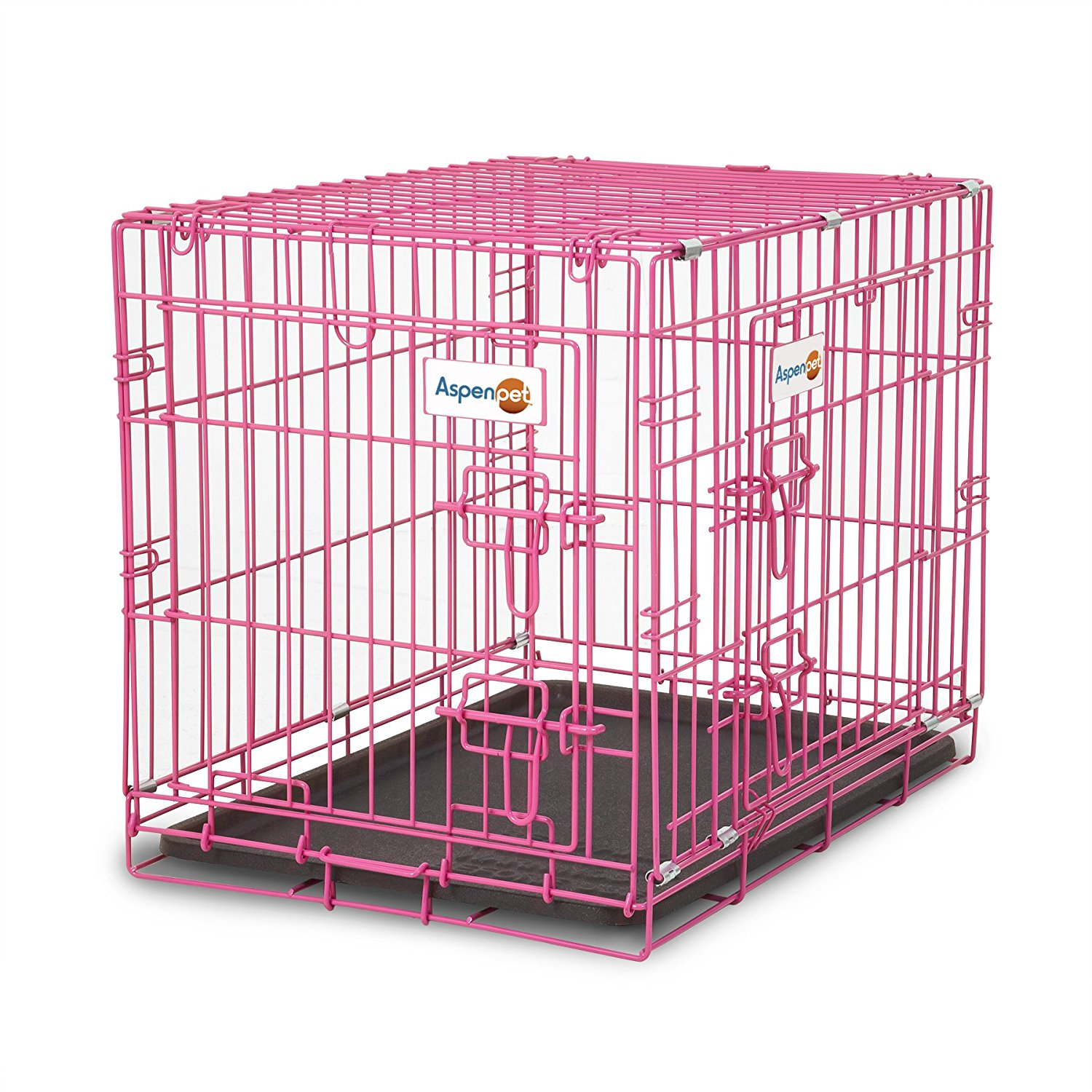 The Perfect Pink Dog Crate | All Pet Cages - photo#5