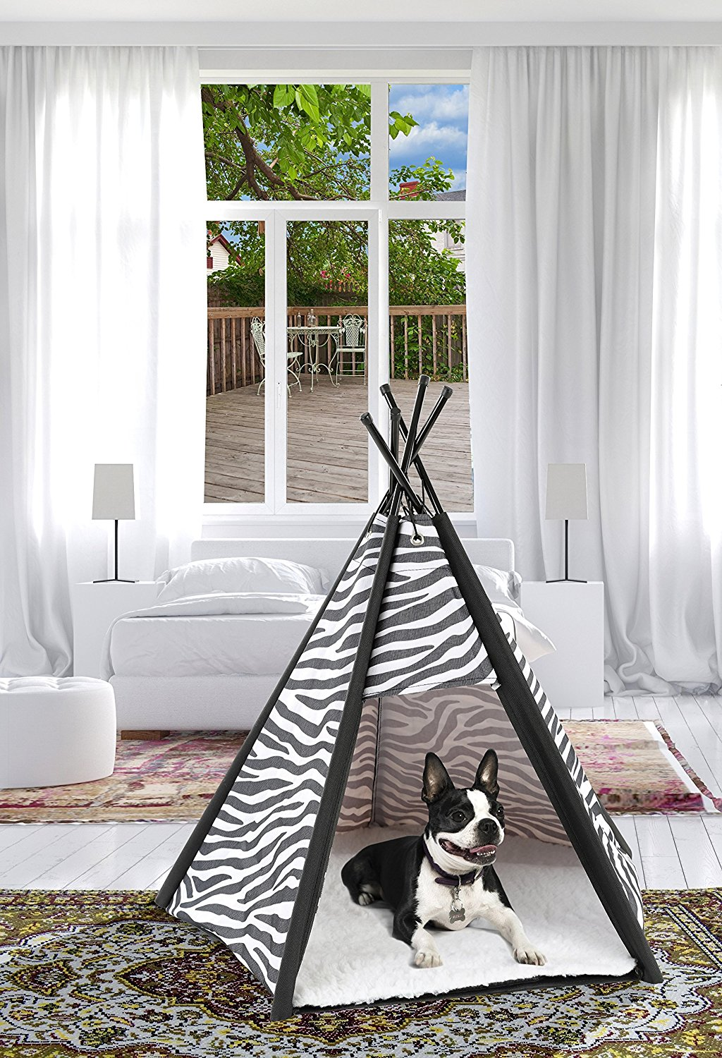 etna-portable-lightweight-teepee-pet-tent  sc 1 st  Pet Cages & etna-portable-lightweight-teepee-pet-tent u2013 All Pet Cages