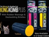 King Komb Review: Shedding Brush for Your Dog