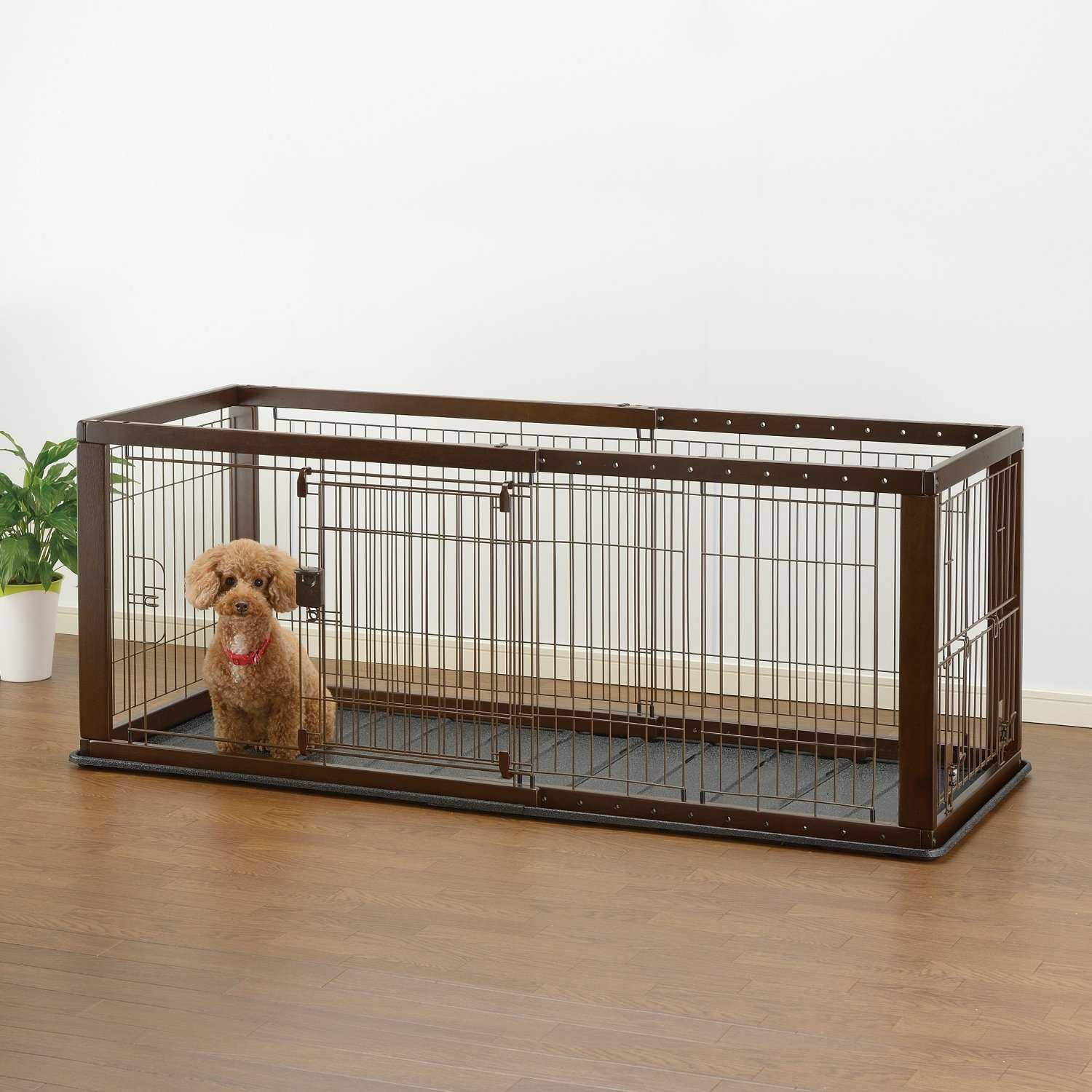 Adjule Dog Crates Are Good For Growing Puppies And Dogs Not To Mention A Brilliant Idea Plausible Option Instill Discipline Security