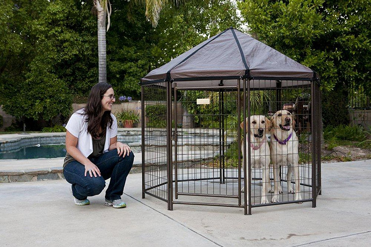 Outdoor Dog Pen All Pet Cages