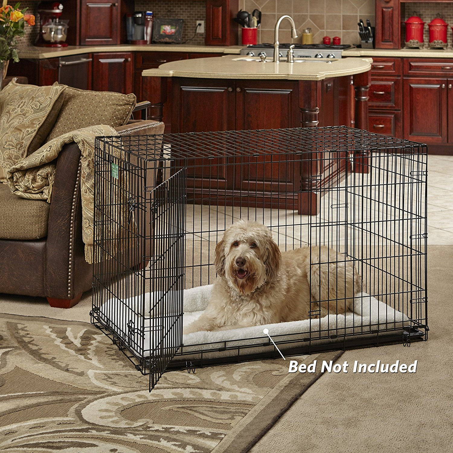 Folding Dog Crate All Pet Cages