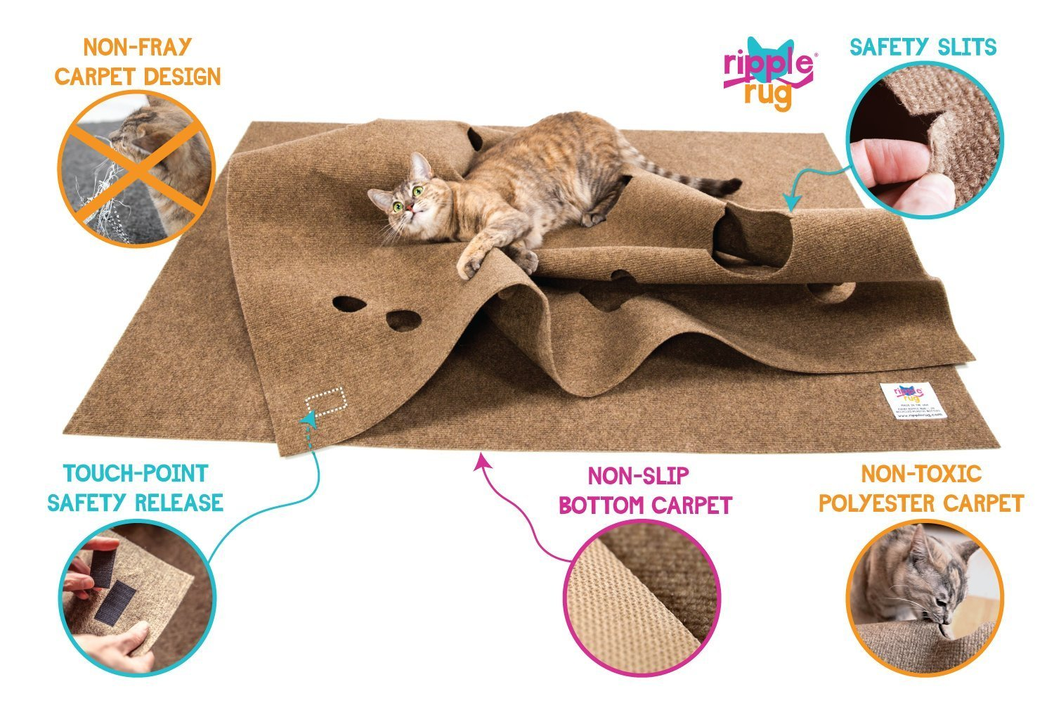 Interactive Cat Toys All Pet Cages